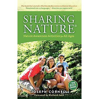 Sharing Nature R  Nature Awareness Activities for All Ages by Joseph Cornell
