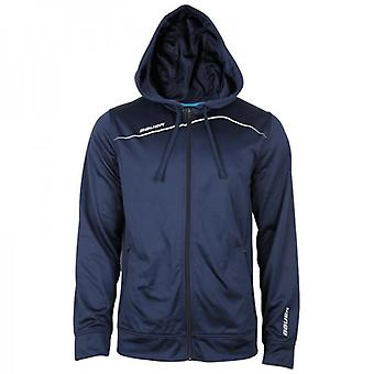 BAUER Premium Team FZ Hoody  Youth