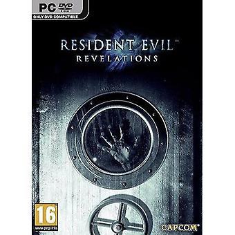 Resident Evil Revelations PC Game