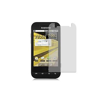5 Pack -Wrapsol Ultra Screen Protector for Samsung Conquer 4G (Screen-Only)