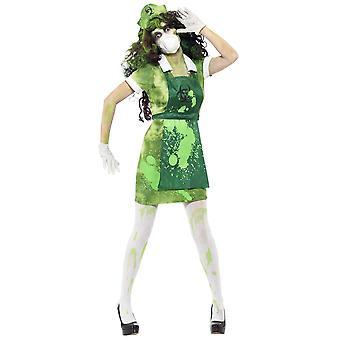 Kobiety stroje Biohazard Panie kostium na halloween