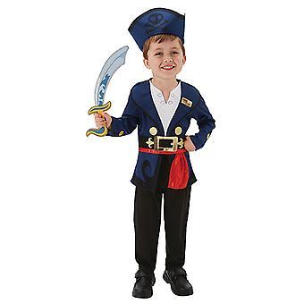 Jake the Pirate Deluxe Koostüm Set Piratenkostüm