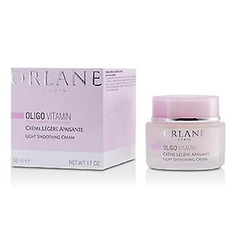 Orlane Oligo Vitamin Light Smoothing Cream (sensitive Skin) - 50ml/1.7oz
