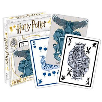 Harry Potter Serdaigle 52 cartes à jouer (+ Jokers)