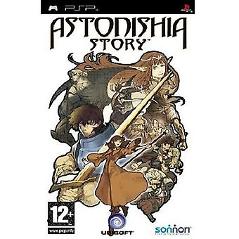 Astonishia historia PSP gra