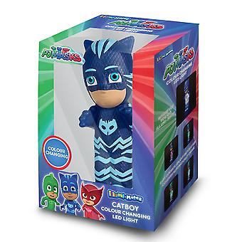 PJ Masks Illumi-Mates LED Light - Catboy