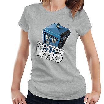 Doctor Who Classic Tardis Women's T-Shirt