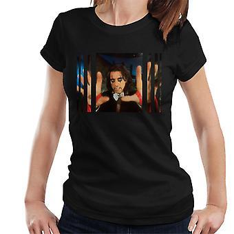 TV kertaa Alice Cooperin 1978 naisten t-paita