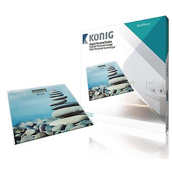 König HC-150 Kg digital badeværelse skalaer PS14