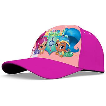 Shimmer And Shine Cap Twinsies Stl. 52-54