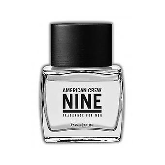 American Crew Nine EDT 75ml