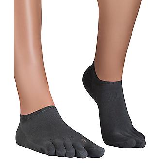 Knitido Running mates orteil sneaker chaussettes, running chaussettes, anti-microbienne