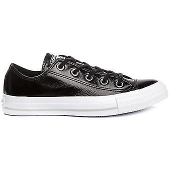Converse Chuck Taylor All Star Gerimpeld Patent Leder 558002C universeel het hele jaar dames schoenen
