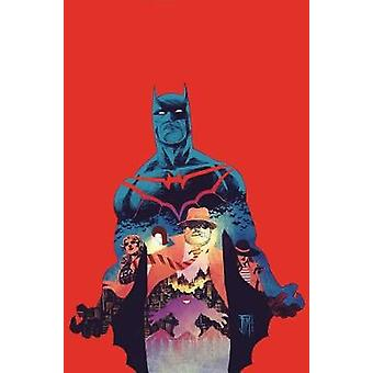 Batman by Francis Manapul and Brian Buccellato - Deluxe Edition by Bat