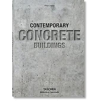 Modern betong byggnader av modern betong byggnader-