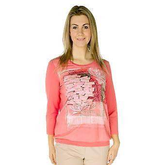 RABE T-shirt 40 024230 Koraal