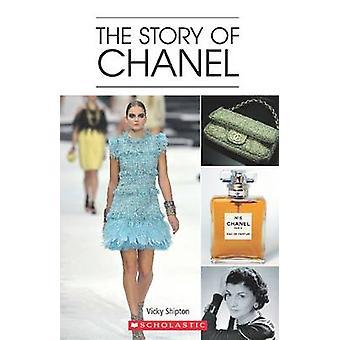 Historien om Chanel av Vicky Shipton - 9781906861858 bok