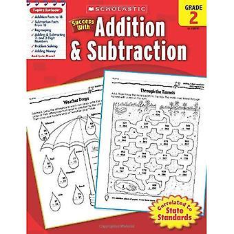 Succès scolaire avec Addition & soustraction, Grade 2