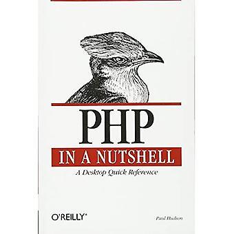 PHP i ett nötskal (i ett nötskal (O'Reilly))