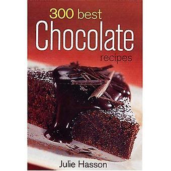 300 bästa choklad recept