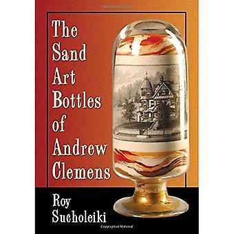 Sand Art flasker av Andrew Clemens