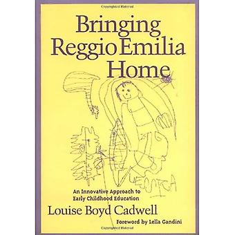 Bringing Reggio Emilia Home: Innovative Approach to Early Childhood Education