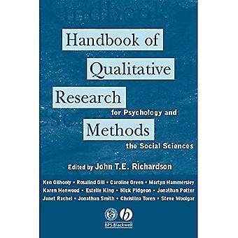 Das Handbuch qualitativer Forschungsmethoden für Psychologen und Sozialwissenschaften