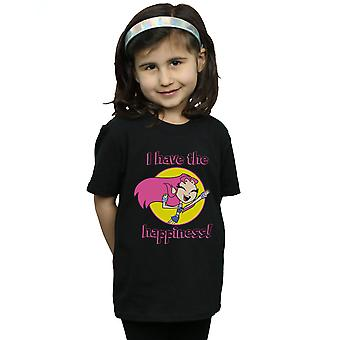 DC Comics Girls Teen Titans Go I Have The Happiness T-Shirt