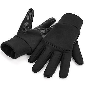 Beechfield Unisex Adults Softshell Sports Tech Gloves