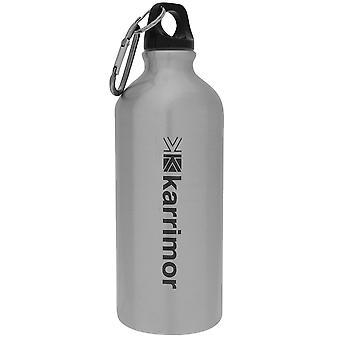 Karrimor Unisex Aluminium Drinks Bottle 600ml