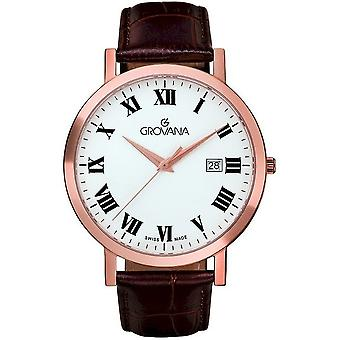 Grovana horloges mens watch traditionele 1230.1563