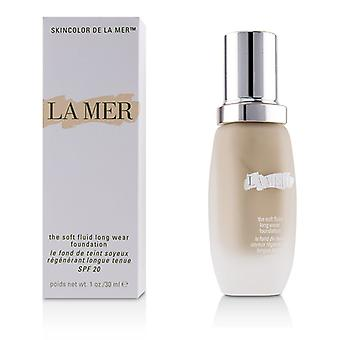 La Mer The Soft Fluid Long Wear Foundation Spf 20 - # 21 Bisque - 30ml/1oz