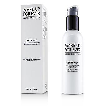 Make up para leite sempre gentil-leite de limpeza hidratante-200ml/6.76 Oz