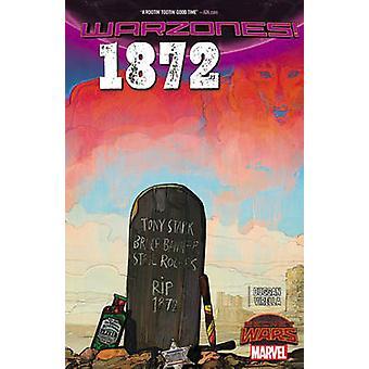 Marvel 1872 by Gerry Duggan - Evan Shaner - 9780785198772 Book