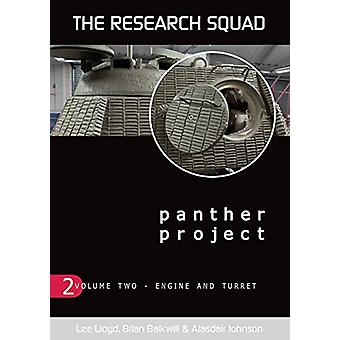 Panther Project Vol 2 - Engine and Turret by Lee Lloyd - 9780993564642