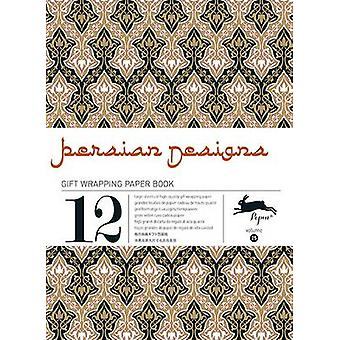 Persian Designs - Gift & Creative Paper Book Vol. 25 by Pepin Van Rooj