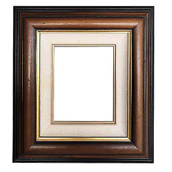 20x25 cm or 8x10 inch, photo frame in oak