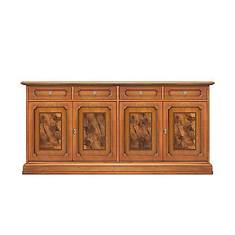 Cupboard with 4 ante Brier and 4 drawers