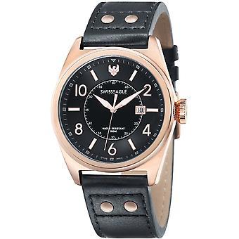 Swiss Eagle SE-9045-04 Heren Horloge