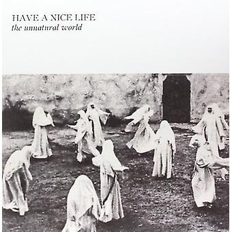Have a Nice Life - Unnatural World [Vinyl] USA import