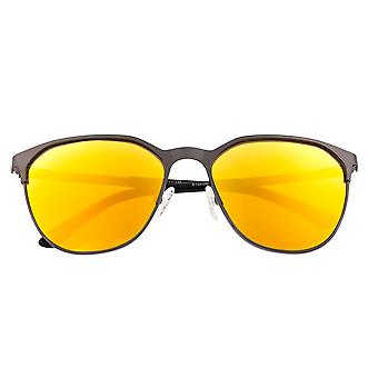 Sixty One Corindi Polarized Sunglasses - Brown/Yellow