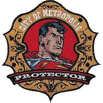 Patch - DC Comic - superman Protector Iron On 12