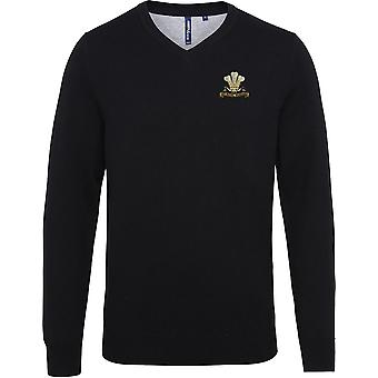 10th Royal Hussars - Licensed British Army Embroidered Jumper