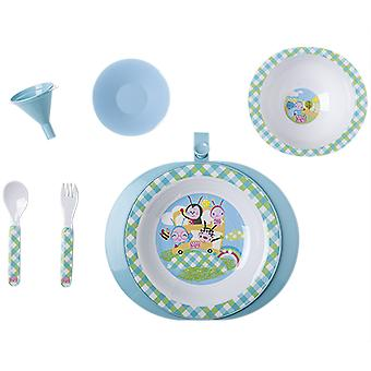 Saro New Tableware Plate Termo 4 Assortments Models (Kitchen , Household , Child's)