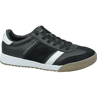 Skechers Zinger-Scobie 52322-BKW Mens sneakers