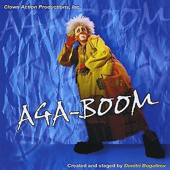 AGA-Boom - importation USA Aga-Boom [CD]