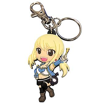 Key Chain - Fairy Tail - SD Lucy Key New ge48184