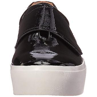 Calvin Klein Damen Jaiden Crinkle Patent Sneaker