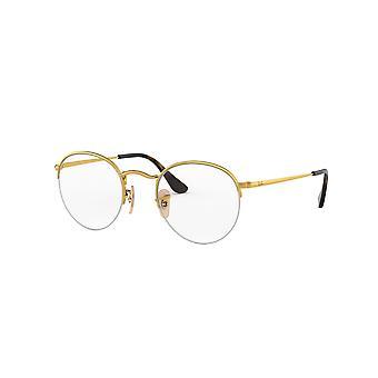 Ray-Ban RB3947V 2500 Gold Glasses