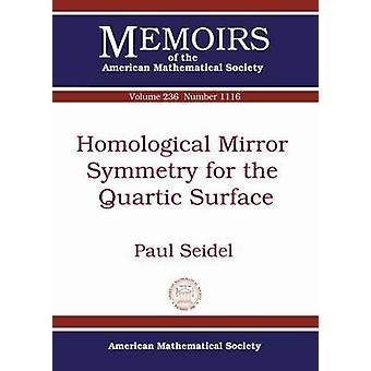 Homologiska avspegla symmetrin för den Quartic ytbehandla vid Paul Seidel
